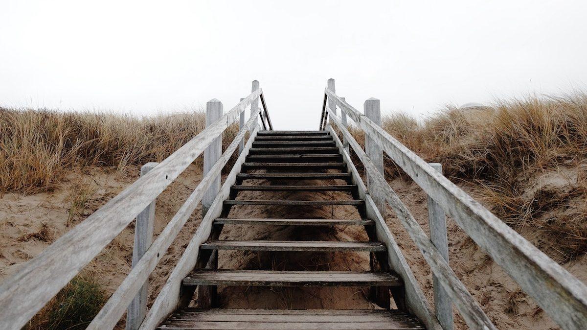 Les différentes étapes du plan d action vont vous permettre, de monter ce vieil escalier et d atteindre votre objectif