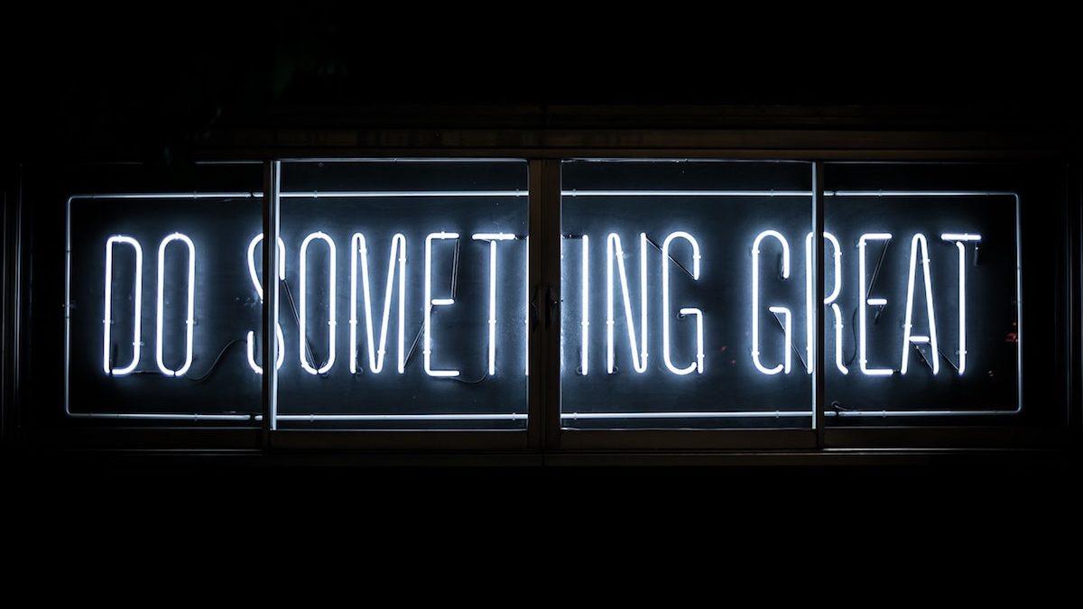 Le plan d action vous permet de faire quelque chose de grand et parfois quelque chose de plus grand que vous!